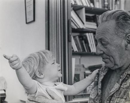 Nora and Gregory Bateson