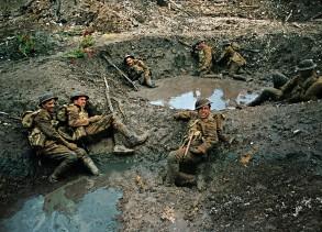 BP8GGD BATTLE SCENE OH WHAT A LOVELY WAR (1969)