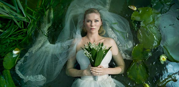 Melancholia, the Movie by Lars von Trier